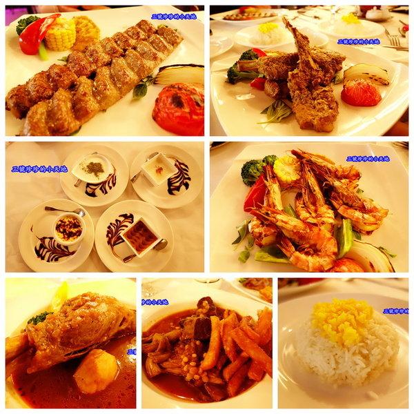 台北市 美食 餐廳 異國料理 多國料理 1001 Nights Taipei (一千零一夜水煙館)