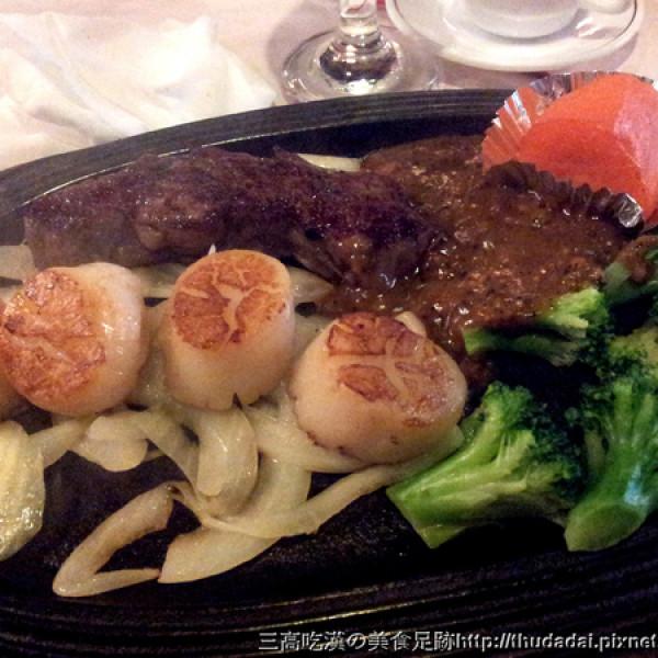 台北市 美食 餐廳 異國料理 美式料理 紅屋牛排館 (南京店)