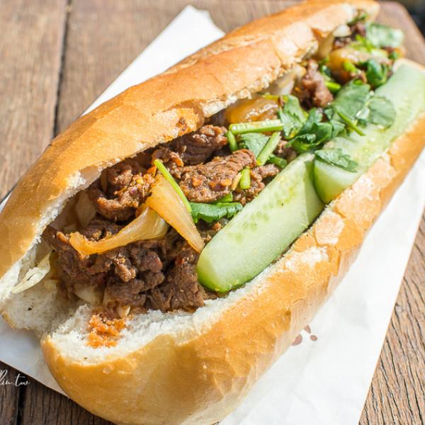 台中市 餐飲 多國料理 其他 越南法國麵包工藝台中