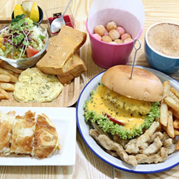 台北市 餐飲 速食 速食餐廳 菲尼斯三明治Feelings Sandwich