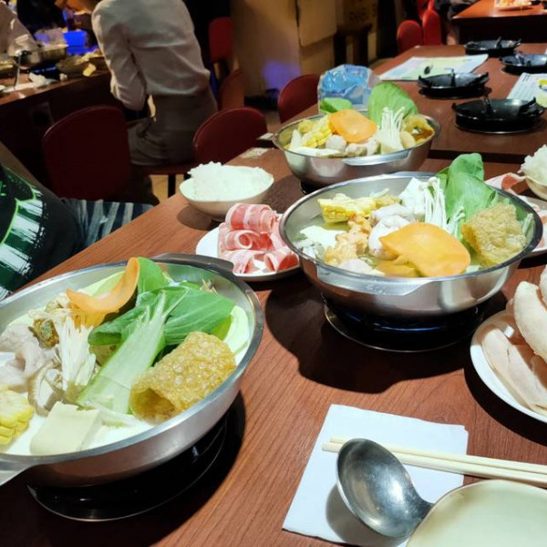 台北市 餐飲 鍋物 其他 溏老鴨平價小火鍋