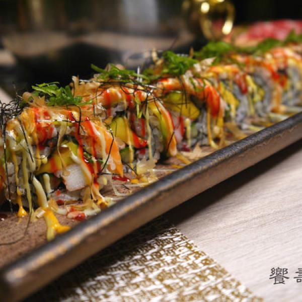 台北市 餐飲 日式料理 壽司‧生魚片 饗壽司