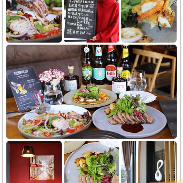 台南市 餐飲 義式料理 Les Ombres 光影新歐陸料理