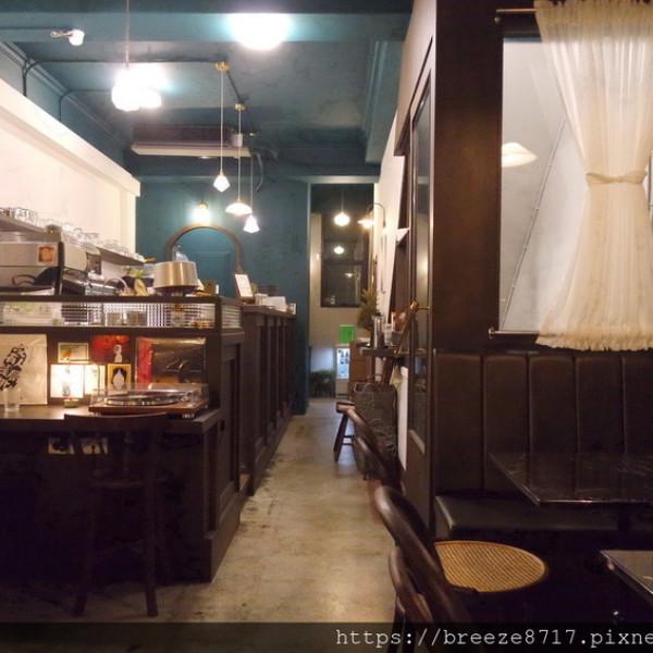 台北市 餐飲 咖啡館 二會 Go -JI -BY
