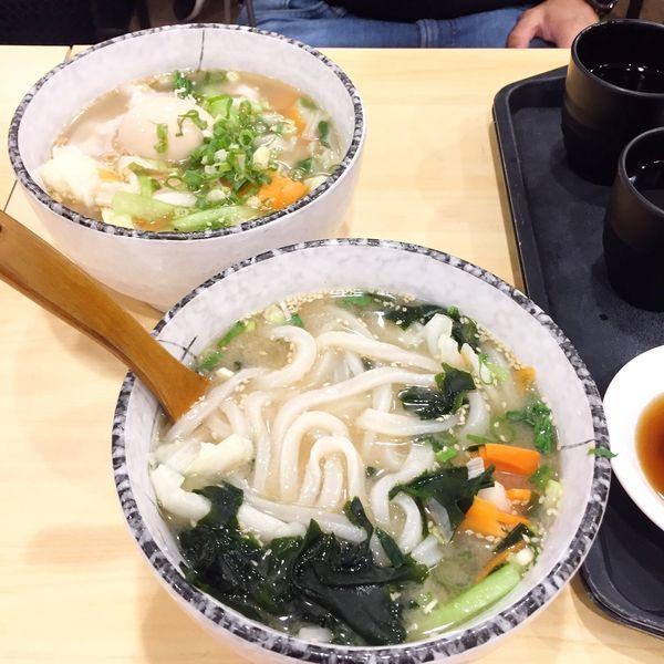 台北市 餐飲 日式料理 拉麵‧麵食 米澤製麵讚岐烏龍麵 台北萬芳店