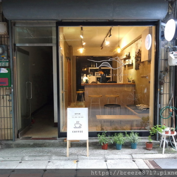 台北市 餐飲 咖啡館 Manta Coffee