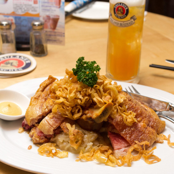 台北市 美食 餐廳 異國料理 多國料理 台北寶萊納啤酒餐廳慶城一號店
