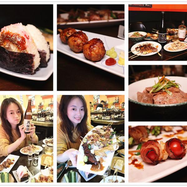 台北市 餐飲 燒烤‧鐵板燒 川越駅日式串燒專門店