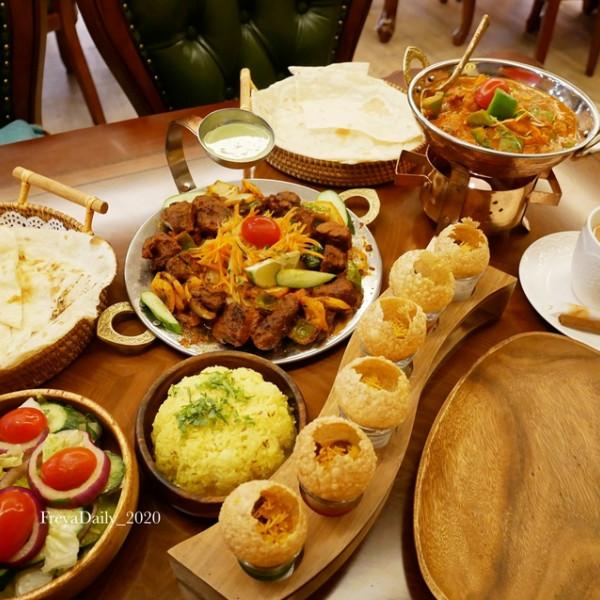 台北市 餐飲 多國料理 印度料理 印渡風情 out of india-慶城店