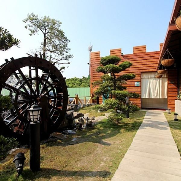 屏東縣 餐飲 咖啡館 潮洲綠色隧道休閒園區咖啡