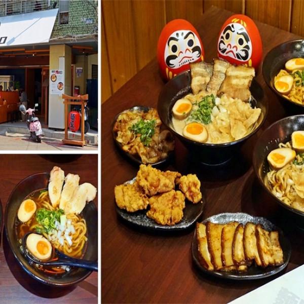 台中市 餐飲 美式料理 麵屋hiro 日新店