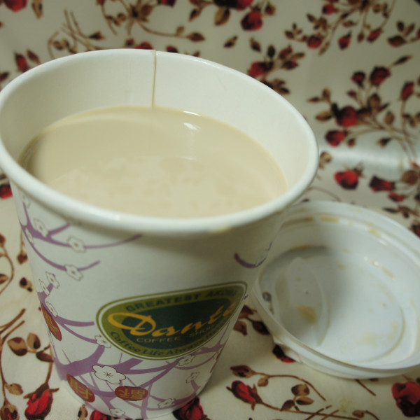 台北市 美食 餐廳 咖啡、茶 咖啡館 丹堤咖啡(三民店)