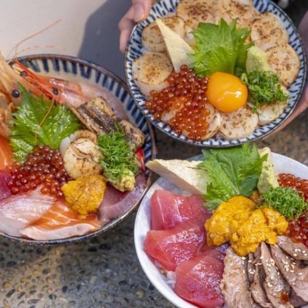 桃園市 餐飲 日式料理 墨sumi 海鮮丼ぶり