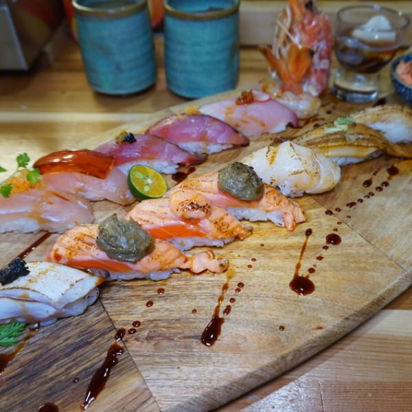 台北市 餐飲 日式料理 壽司‧生魚片 The春 日式料理餐廳