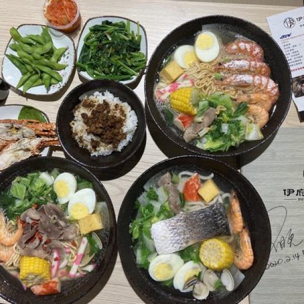 台北市 餐飲 鍋物 其他 伊府將鍋燒意麵專賣店