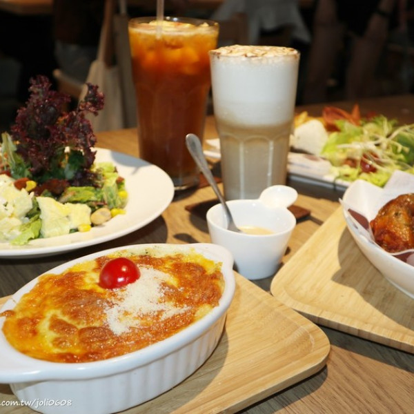 台北市 餐飲 義式料理 【House Cafe】