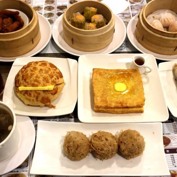 台北市 餐飲 港式粵菜 港飲港食茶餐廳
