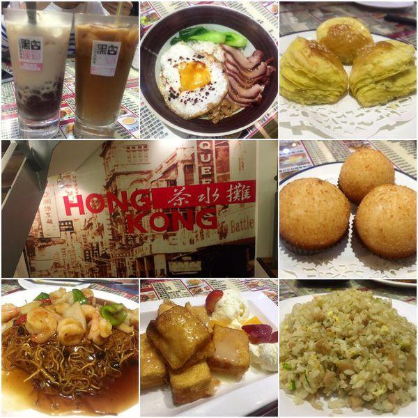 台北市 美食 餐廳 中式料理 粵菜、港式飲茶 HONG KONG茶水攤(南京旗艦店)