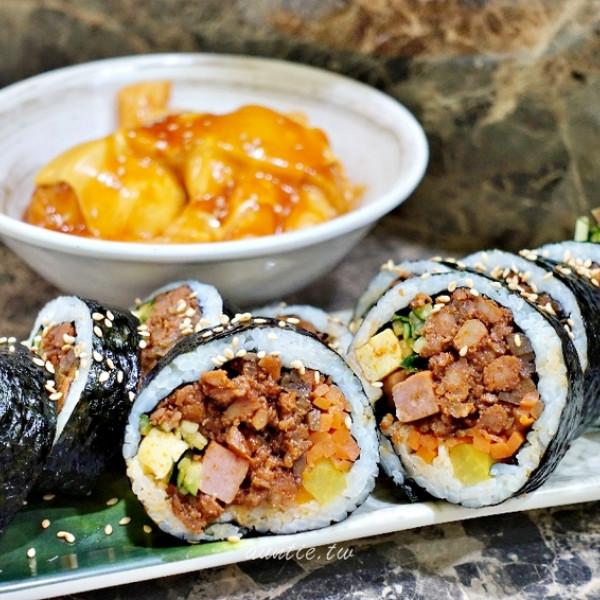 台北市 餐飲 韓式料理 咪咪紫菜捲