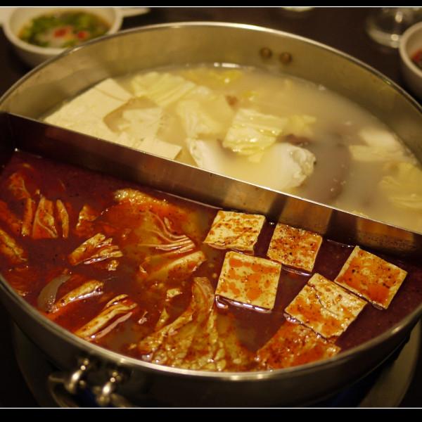 台北市 美食 餐廳 火鍋 麻辣鍋 史記精緻鴛鴦鍋