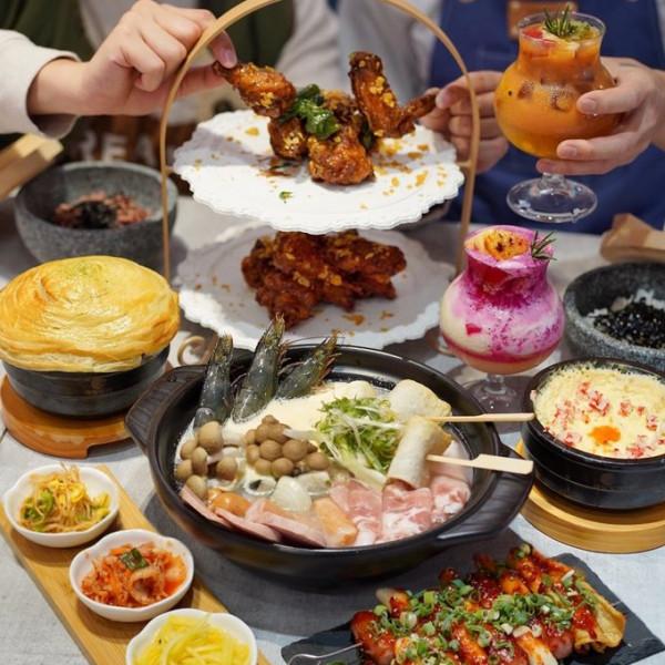 台北市 餐飲 韓式料理 饗韓 食尚韓食