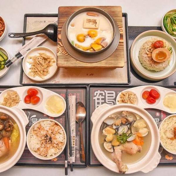 台中市 餐飲 台式料理 湯鶴