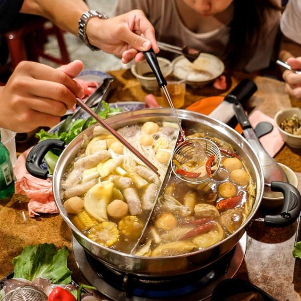 台南市 餐飲 鍋物 火鍋 友利火鍋