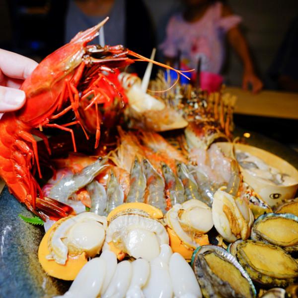 桃園市 餐飲 鍋物 火鍋 船饕和牛海鮮精緻鍋物