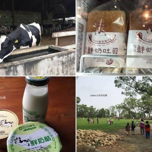 苗栗縣 休閒旅遊 景點 觀光農場 四方鮮乳牧場