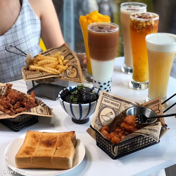台中市 餐飲 茶館 雞茶大隊
