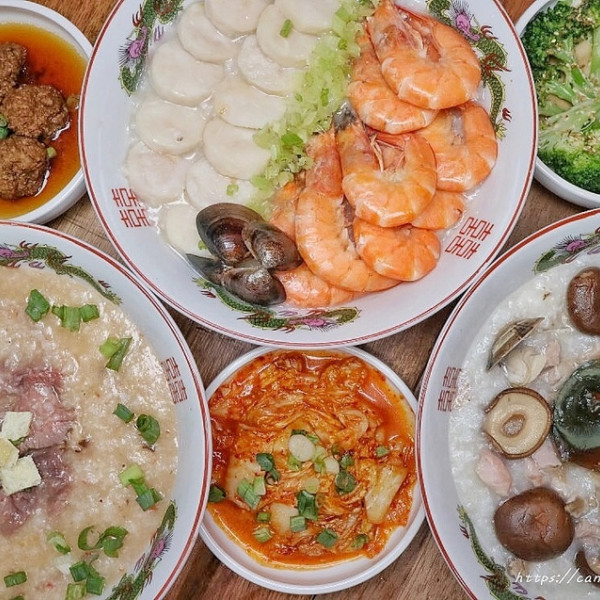台中市 餐飲 台式料理 義興粥舖