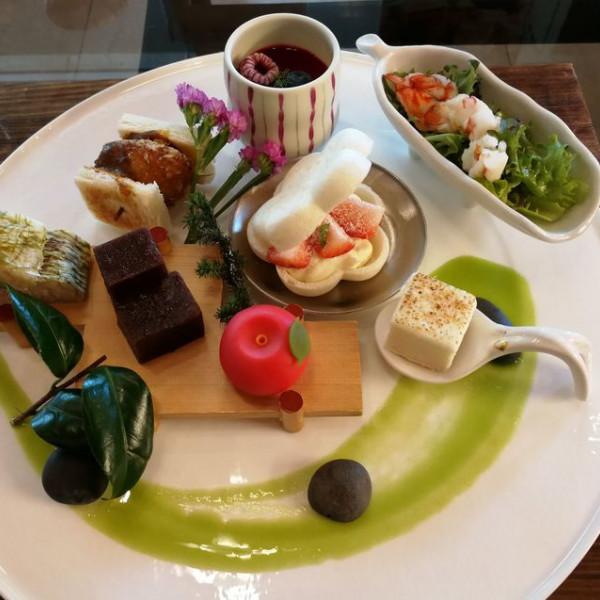 台北市 餐飲 日式料理 加賀屋 日和廳
