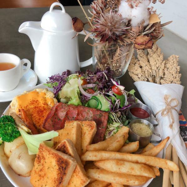 桃園市 餐飲 咖啡館 旅人咖啡(楊梅店)