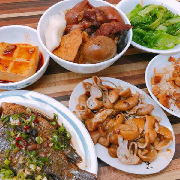 新北市 餐飲 台式料理 33年知高飯