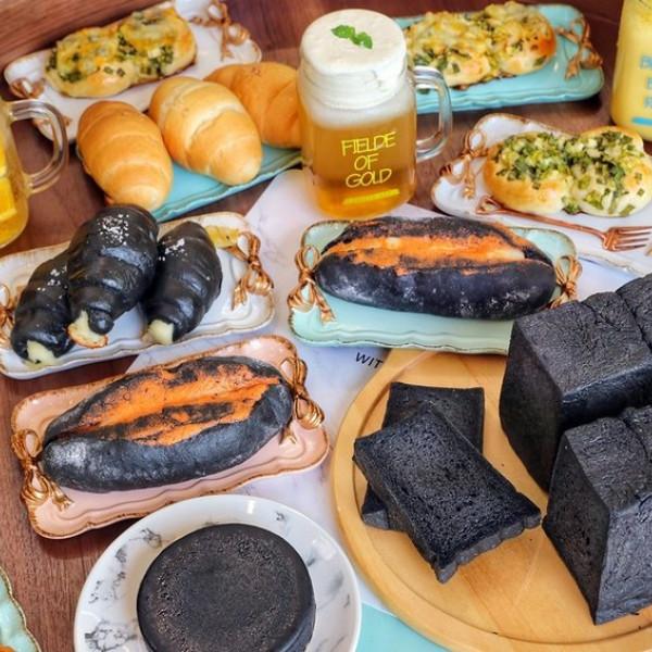 台中市 餐飲 糕點麵包 牛胖の手作鹽可頌