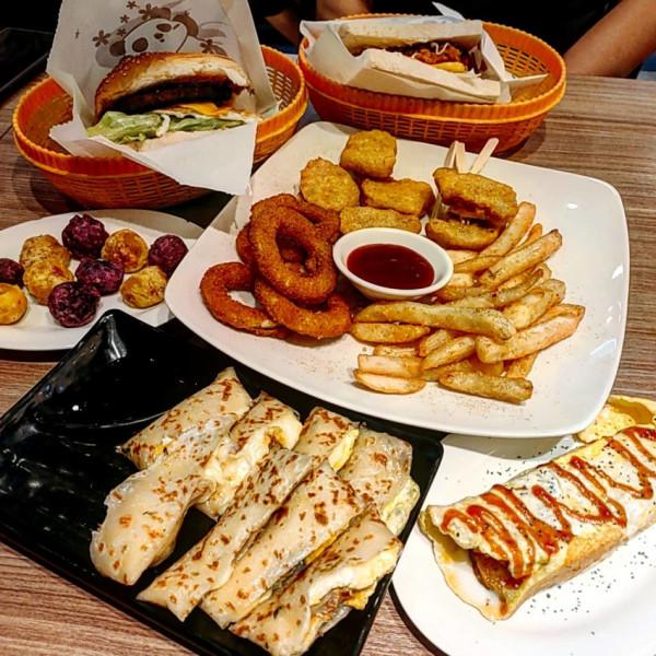 新北市 餐飲 早.午餐、宵夜 中式早餐 好食漢堡 House burger 蘆洲民族店