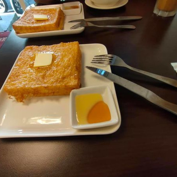 桃園市 餐飲 港式粵菜 友間茶餐廳