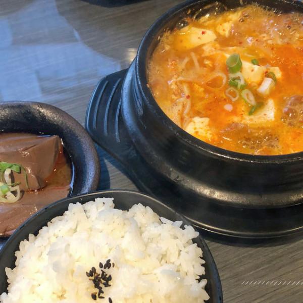 台北市 餐飲 韓式料理 鴻在洞