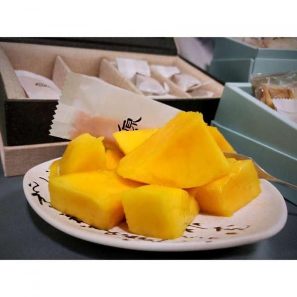 台南市 購物 特產伴手禮 源之家芒果乾(非販售點)