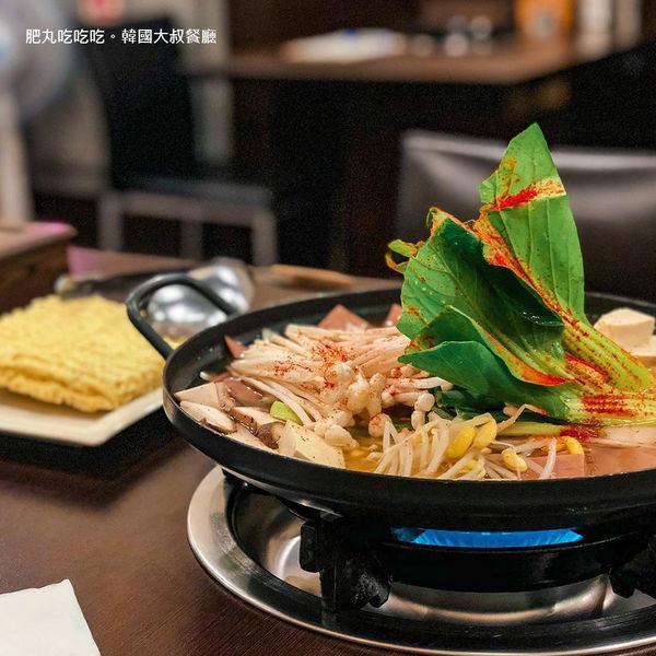 台北市 餐飲 韓式料理 韓國大叔餐廳