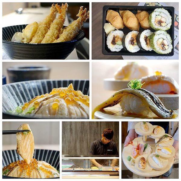 台南市 餐飲 日式料理 心丼食堂壽司丼飯專賣店
