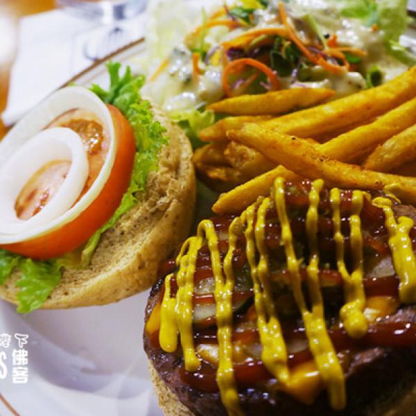 台北市 美食 餐廳 異國料理 美式料理 Forkers佛客漢堡 (中山店)