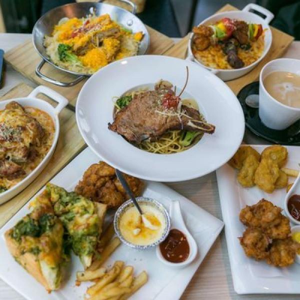 桃園市 餐飲 義式料理 NU PASTA桃園楊梅店
