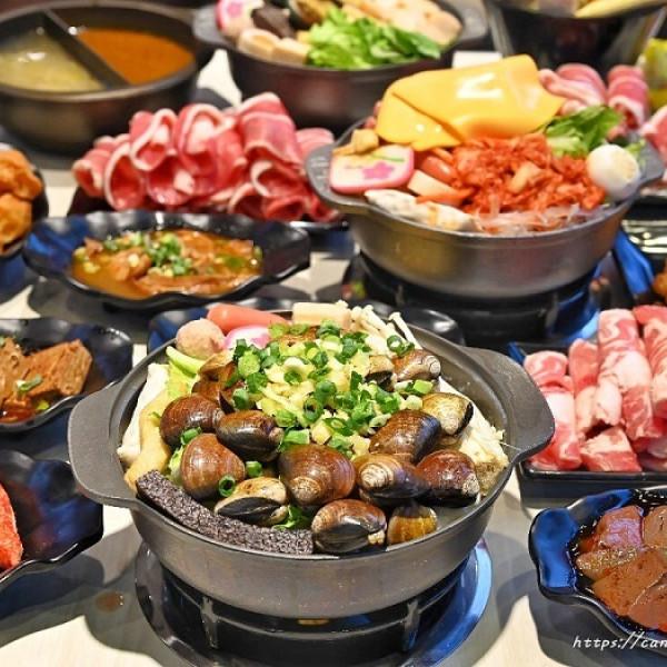 台中市 餐飲 鍋物 火鍋 六扇門台中東興店