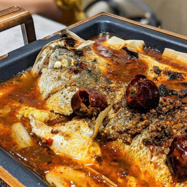 台北市 餐飲 鍋物 其他 老白木麻辣烤魚‧燒烤