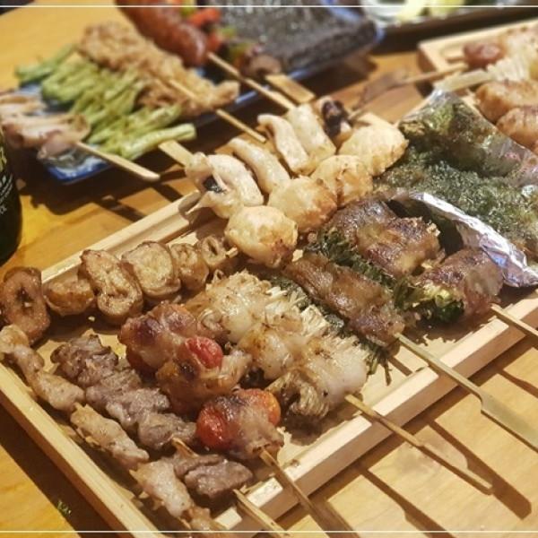 台中市 餐飲 台式料理 令和燒鳥串燒居酒屋