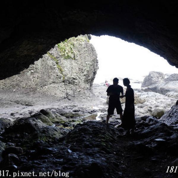 花蓮縣 觀光 觀光景點 石門洞(MARCH洞)