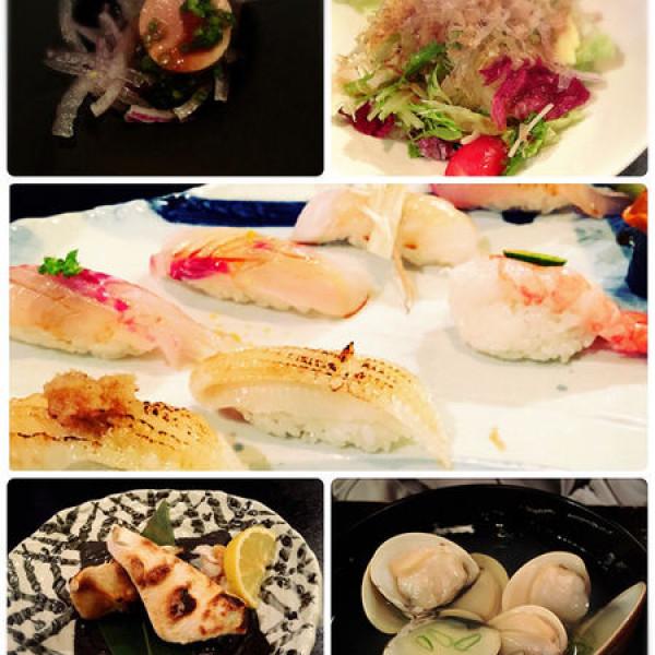 台北市 美食 餐廳 異國料理 日式料理 櫻上水壽司創作料理