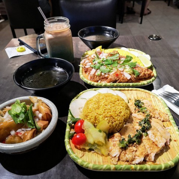 新北市 餐飲 泰式料理 星馬廚房⠀