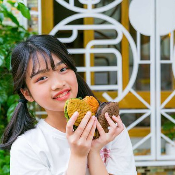 桃園市 餐飲 飲料‧甜點 甜點 潮 おしゃれ kitchen car 日式鯛魚燒